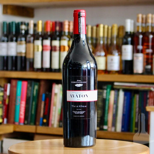 Ktima Gerovassiliou Avaton Epanomi Greek red wine