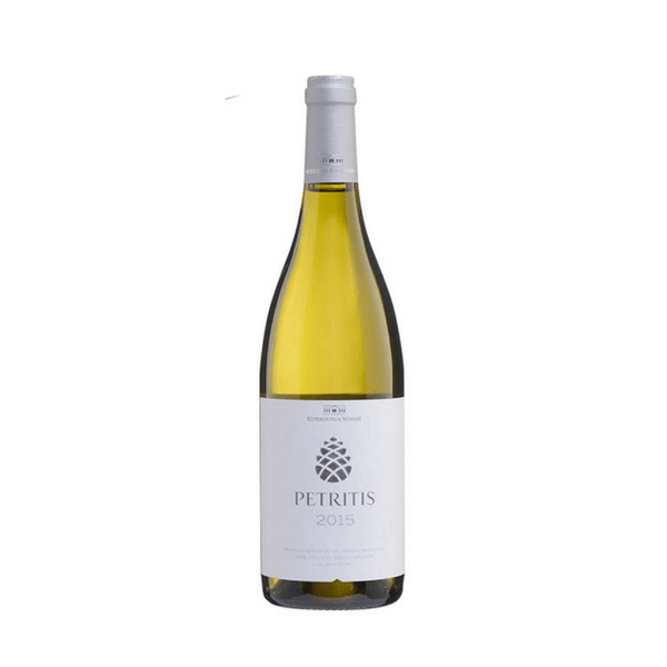 Kyperounda Petritis is an award-winning white wine from Europe's highest vineyards in the Troodos Mountains made out of 100% Xynisteri white grape varieties