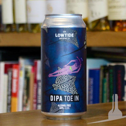 Lowtide Brewery DIPA Toe In, Low ABV 440ml Double IPA, England