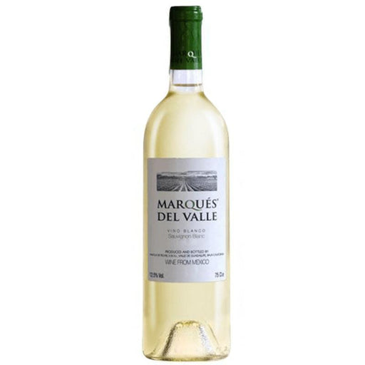 L. A. Cetto Marques del Valle Sauvignon Blanc from Mexico