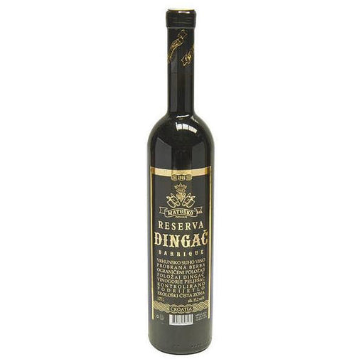 "Matusko ""Rare"" Supreme Vintage Dingac 2009 from Dalmatia, Croatia, available from Novel Wines"