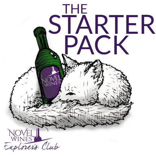 The Starter Pack Wine Subscription Box by Novel Wines