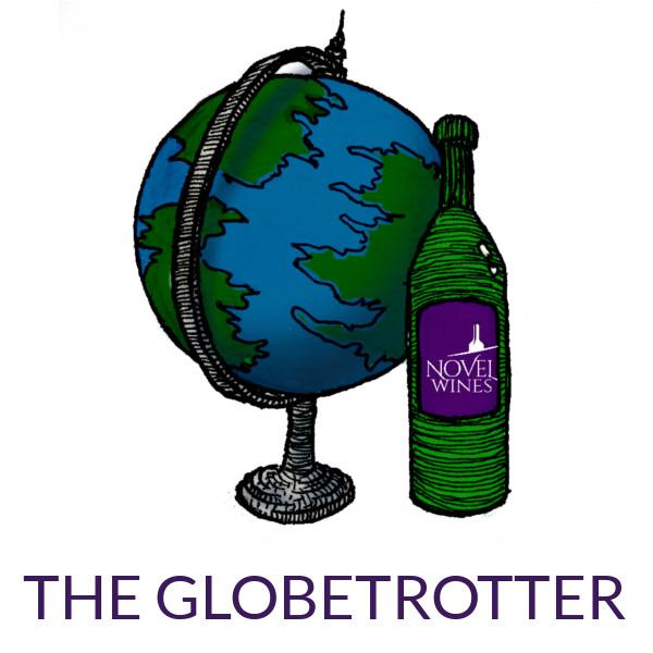 Novel Wines Explorers Club online wine subscription package The Globetrotter wines