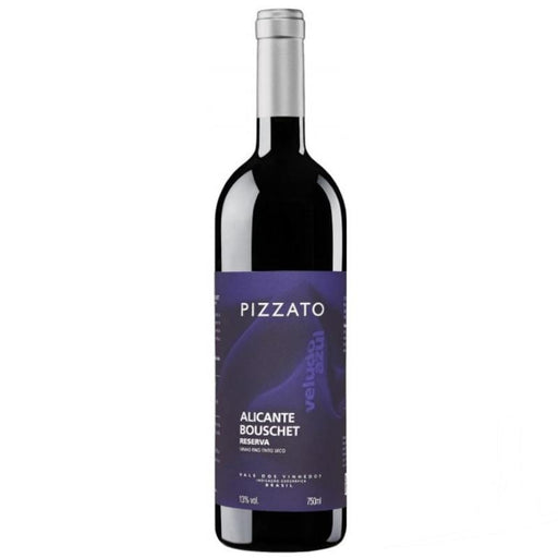 Pizzato Reserva Alicante Bouschet Brazilian red wine