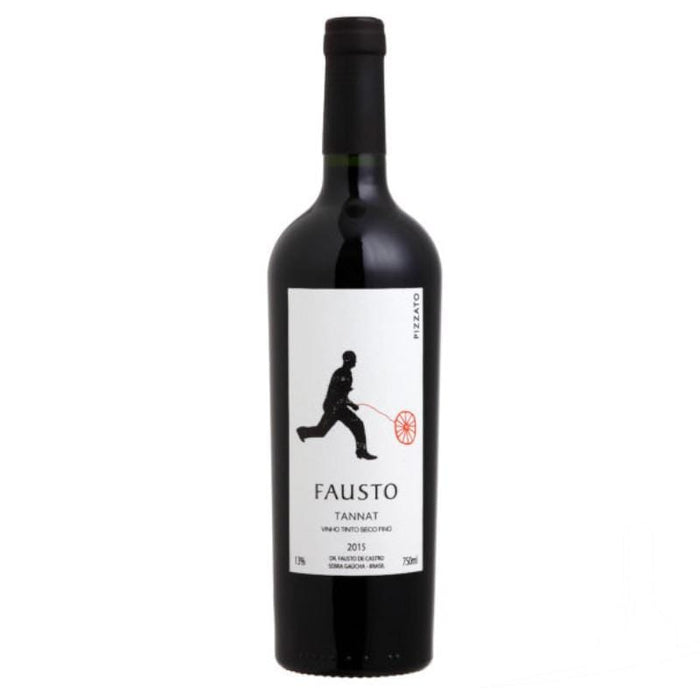 Pizzato Fausto Tannat Brazilian Red Wine