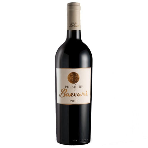 Domaine de Baccari Premiere de Baccari Red from Morocco