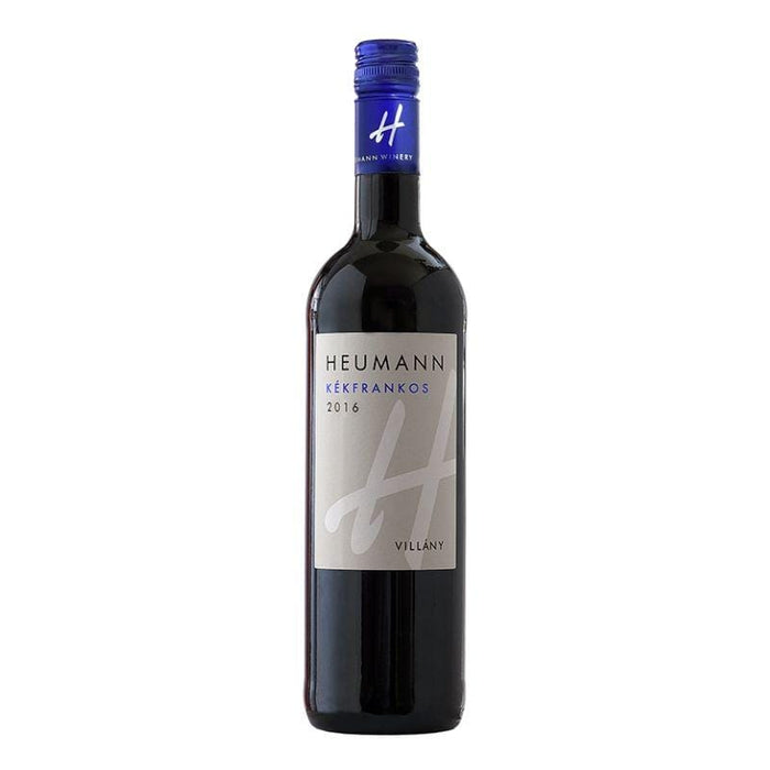Heumann Kekfrankos Red Wine from Villany, Hungary
