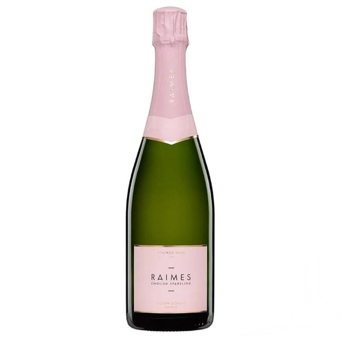 Raimes Vintage Rose English Sparkling Wine from Hampshire