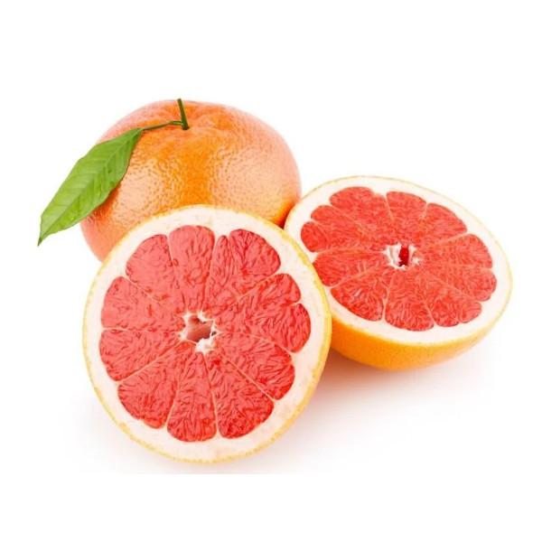 Grapefruit flavours in the Sweet Potato Spirit Company Raspberry Pink Gin Liqueur