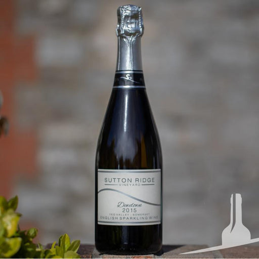 Sutton Ridge Dewdown English Sparkling Wine, Somerset