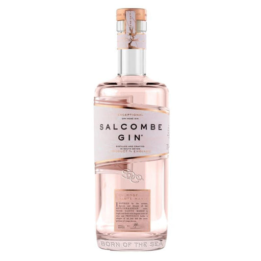 Salcombe Rose Sainte Marie Gin from Devon