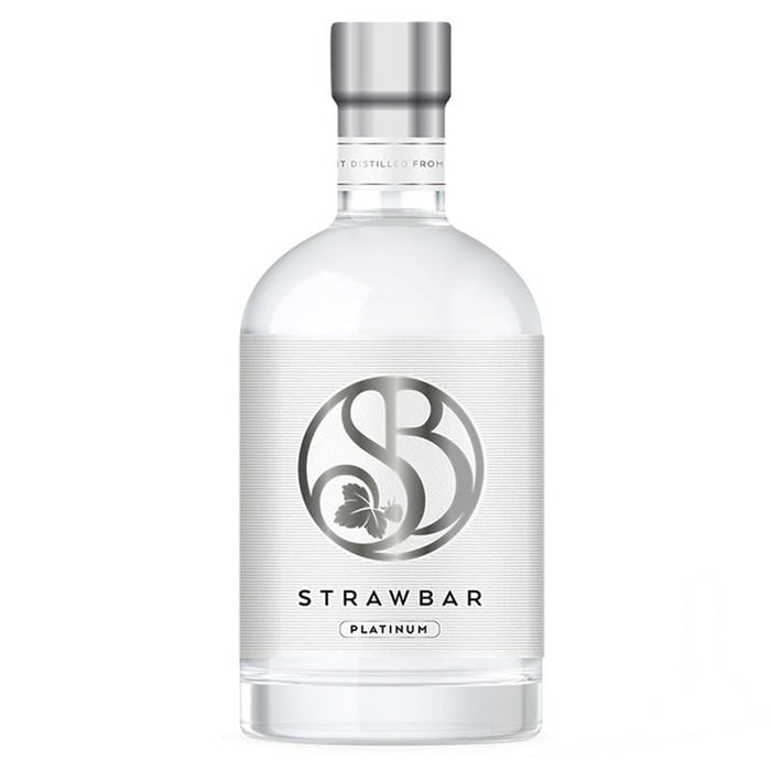 Strawbar Platinum Spirit Eau de Vie from Greek Strawberries
