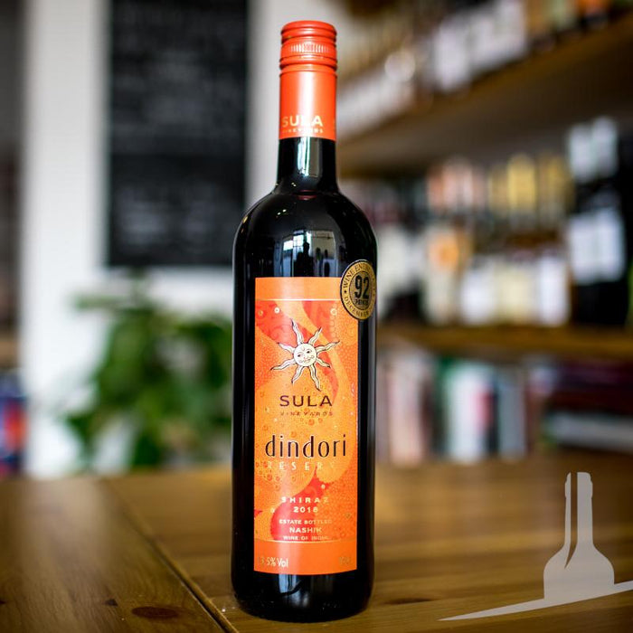 Sula Vineyards Dindori Reserve Shiraz 2018, India