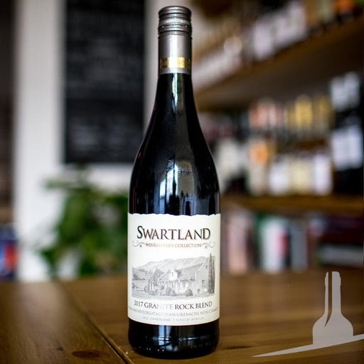 Swartland Winemaker's Collection Granite Rock Red 2016, South Africa
