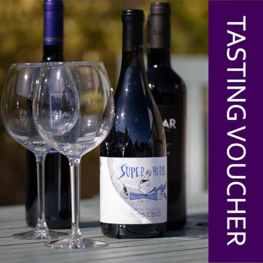 Wine Tasting Voucher for Novel Wines