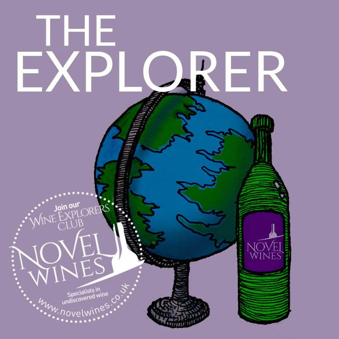NEW The Explorer Wine Subscription Box