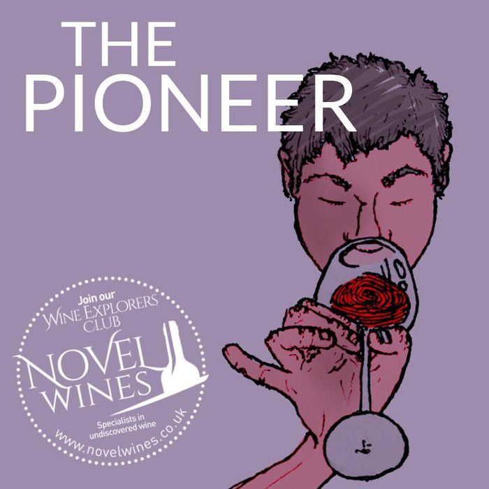 NEW The Pioneer Wine Club Subscription