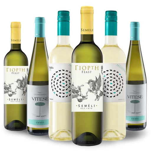 Great Value 6 White Wine Deal