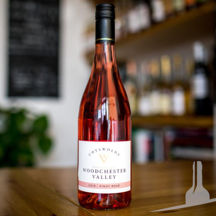 Woodchester Valley Vineyard Pinot Rosé, England