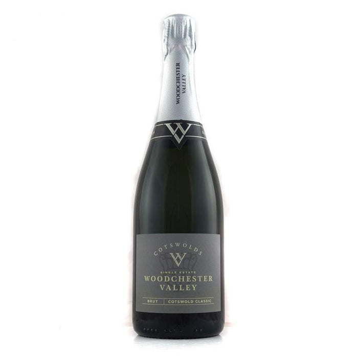 Woodchester Valley Vineyard Cotswolds Cuvee, English Sparkling Wine