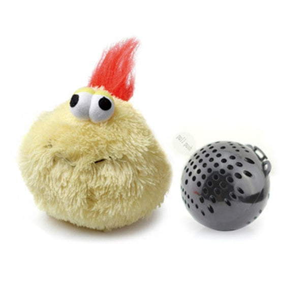 Jumping Interactive Monster Balls  And Squeak Toys
