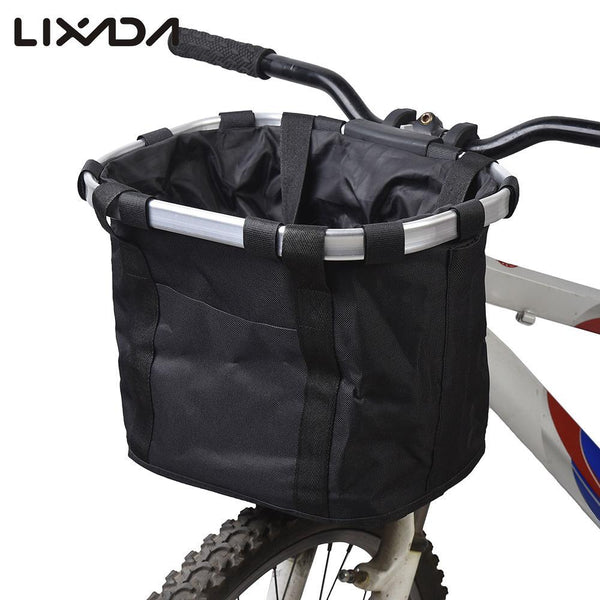 High Quality Bicycle Basket With Aluminum Alloy Frame