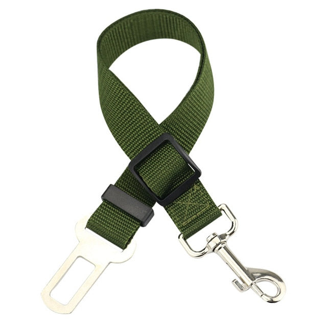Seat Belt for Shih Tzu Puppy | Harness Lead Clip
