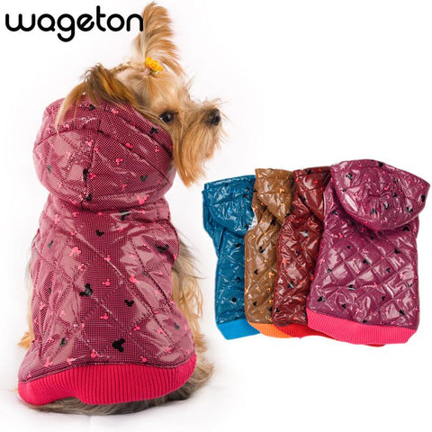 HOT SALE!  Stylish Wageton Sleeveless-Hooded Vest For Shih Tzu
