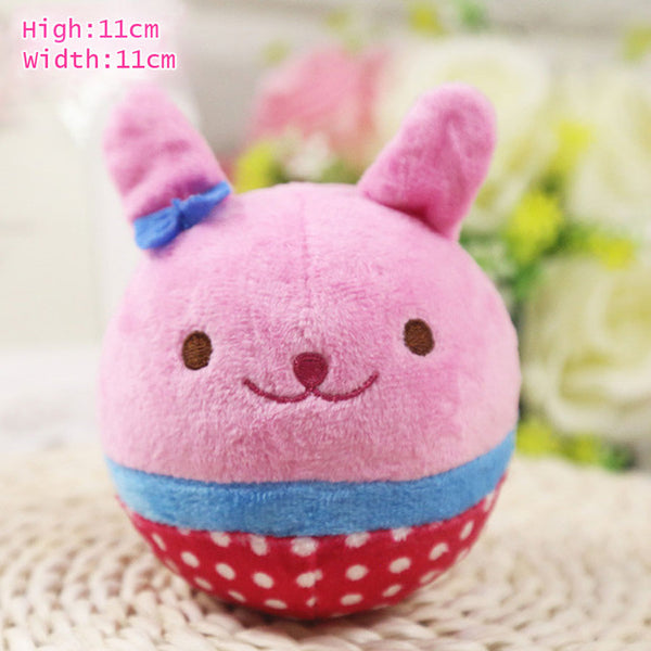 Cute Plush Animal Squeak Toy