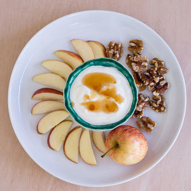 APPLE NUT YOGHURT