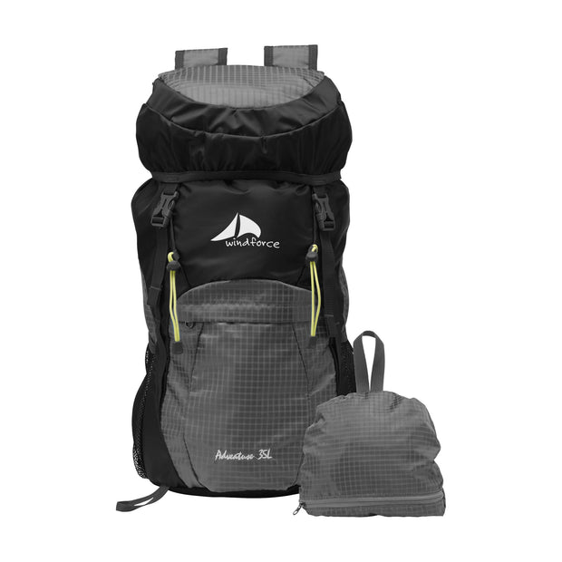 Ideas. HikingBackpack