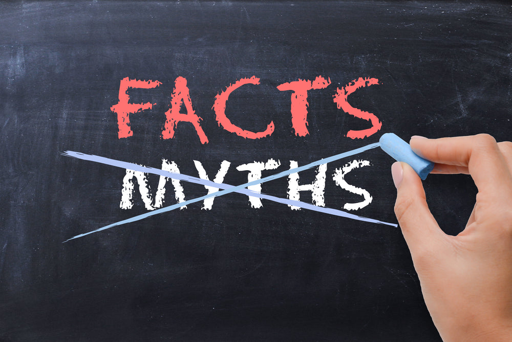 The Top Ten Vaping Myths