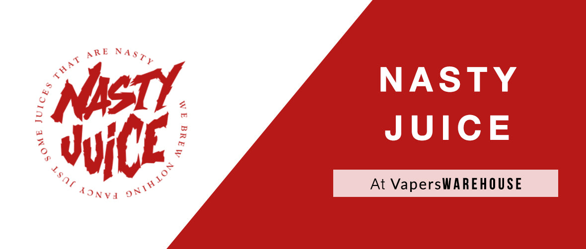 Nasty Juice E liquid