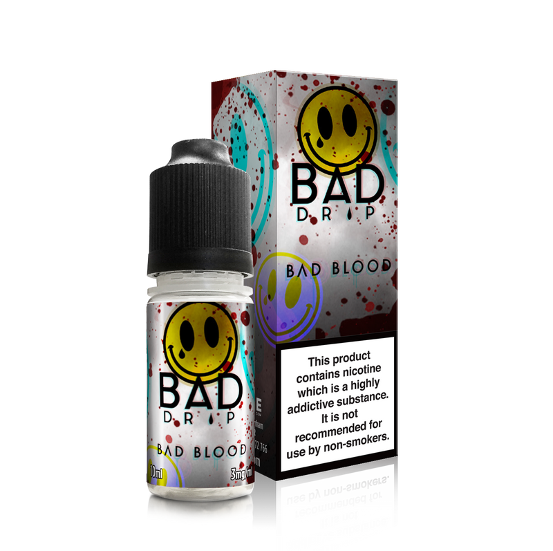 Bad Drip Eliquid Bad Blood - by Bad Drip