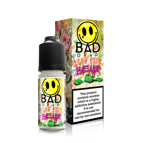 Bad Drip Eliquid Don't Care Bear - by Bad Drip
