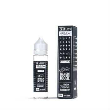 Charlies Chalk Dust Eliquid Head Bangin Boogie E Liquid - By Charlie's Chalk Dust (50ml 0mg Short Fill)