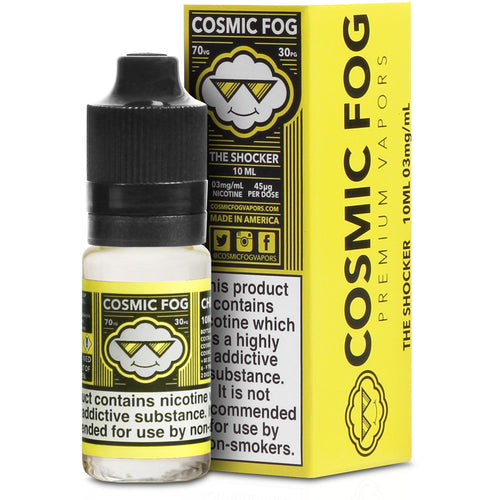 Cosmic Fog Eliquid The Shocker - by Cosmic Fog