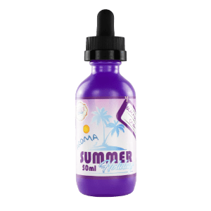 Dinner Lady Eliquid Black Orange Crush E Liquid - by Dinner Lady (50ml 0mg Short fill)