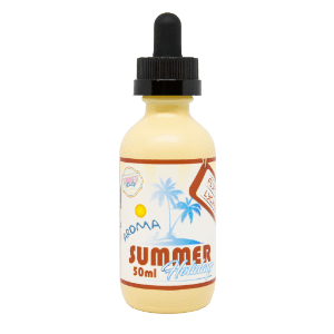 Dinner Lady Eliquid Flip Flop Lychee E Liquid - by Dinner Lady (50ml Short Fill))