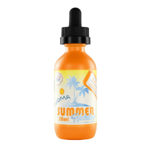 Dinner Lady Eliquid Sun Tan Mango E Liquid - by Dinner Lady (0mg 50ml Short Fill)