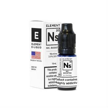 Element Eliquid Nicotine Salt Nic Shot E Liquid 20mg