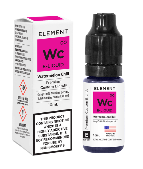 Element Eliquid Watermelon Chill - by Element