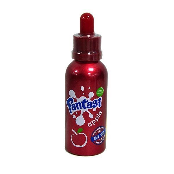 Fantasi Eliquid Apple E Liquid - by Fantasi (50ml 0mg Short Fill)