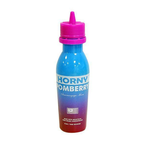 Horny Flava Eliquid Horny Pomberry - by Horny Flava (55ml 0mg Shortfill)
