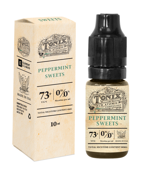 Tonix Eliquid Peppermint Sweets - by Tonix