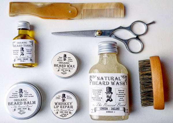 Organic Beard and other Mens Grooming Products