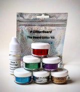 Glitterbeard Kit - 6 Colour set