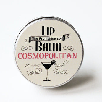Cosmopolitan Lip Balm by Prohibition Co.