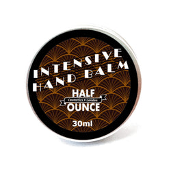 Intensive Hand Balm - Natural, Vegan friendly dry hand treatment