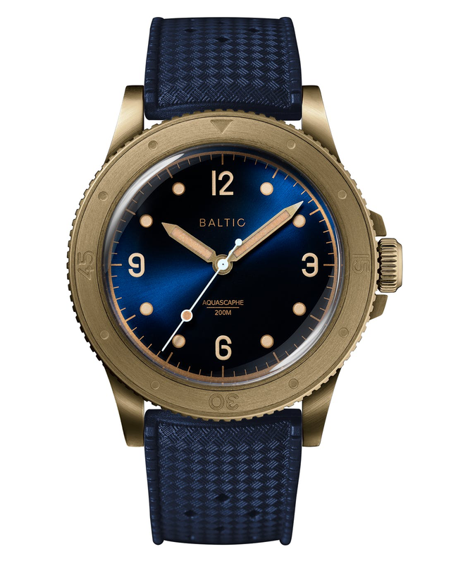 Baltic Bronze Aquascaphe Men's Watch